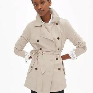 NWT $80 GAP Women's Trench Coat